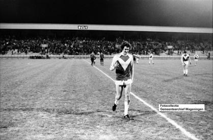 Serie 1 PSV-Wag 1-6 KNVB beker op 21-12-1977